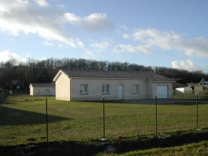 Location située à MAS-GRENIER (82600) terminée à l'été 2012.
